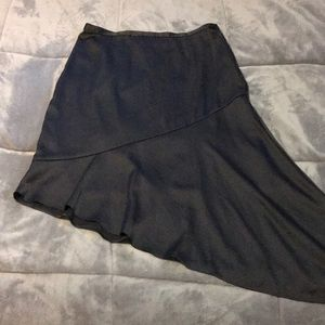 Women's(size 10)Banana Republic Asymmetrical Skirt
